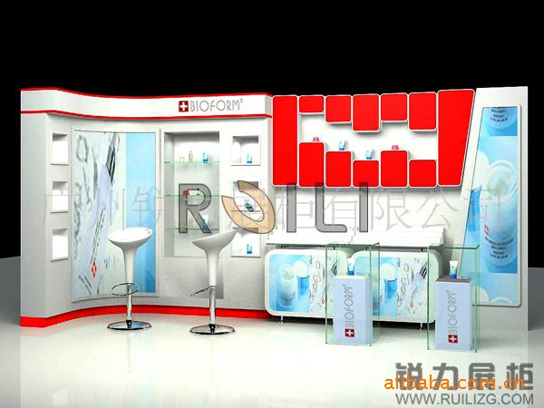 展览展示柜 展览设计及制作